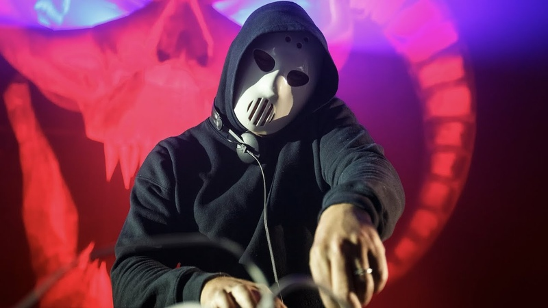 Angerfist Diabolic Dice Official Video