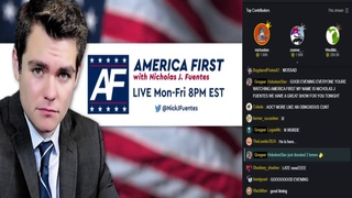 GOOGLE DESTROYED: DOJ Announces Anti-Trust Suit | Nick Fuentes America First Ep. 705