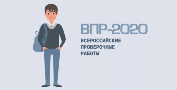 О проведении всероссийских проверочных работ в 5-9 классах осенью 2020 года