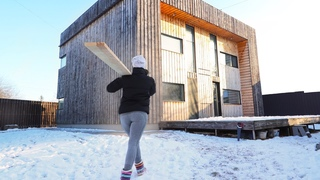 🔴Couple Builds Creative HOUSE - 5 Years in 40 Minutes