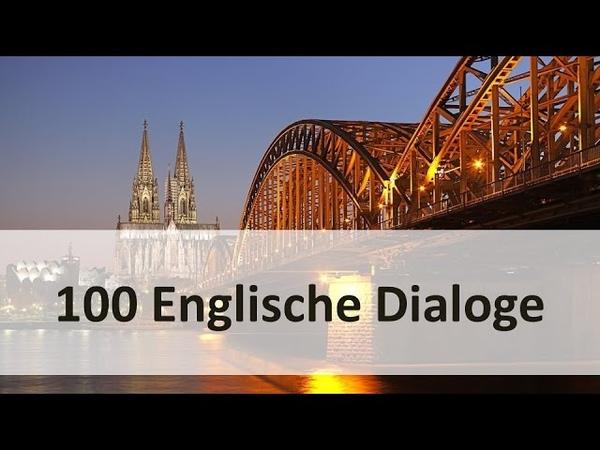 100 Englische Dialoge
