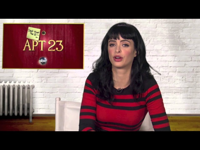 Krysten Ritter on pushing the limits as Chloe on Don't Trust the B— in Apt 23 EXCLUSIVE