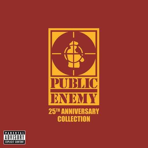 Public Enemy album 25th Anniversary Collection