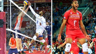 Moment When 23 Years Old Earvin Ngapeth Shocked the World !!!