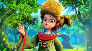 Золушка и заколдованный принц — Русский трейлер (2021)