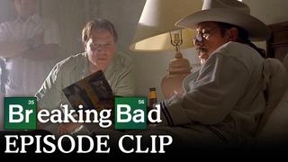 Hank Schrader Meets Tortuga - Breaking Bad: S2 E7 Clip