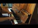 Наташа Королёва – Жёлтые тюльпаны, кавер на пианино