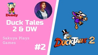Duck Tales 2 (Difficult) & Darkwing Duck