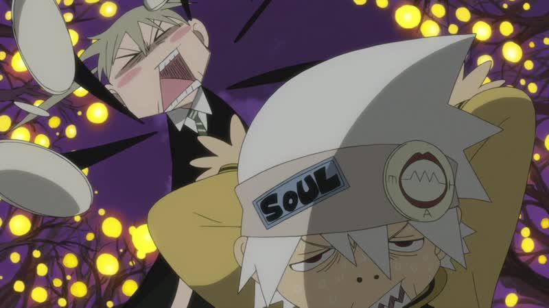 Soul Eater 01 ru jp Zendos Eladiel Lupin BD Rip 720p