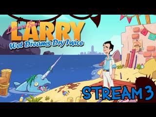 Leisure Suit Larry - Wet Dreams Dry Twice|Соблазняем малышек часть 3