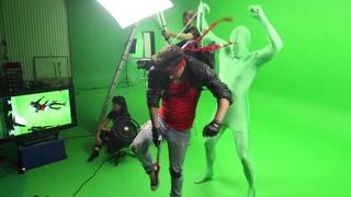 Behind the Scenes: Kung Fury Short Film