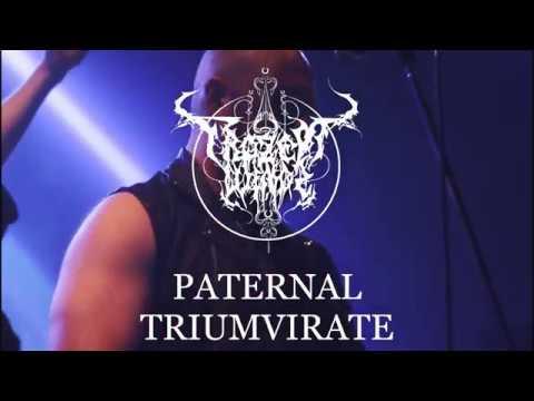 Frozen Winds - Paternal Triumvirate (Official Live Video) 2018
