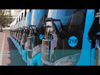 Новые автобусы в Улан-Удэ