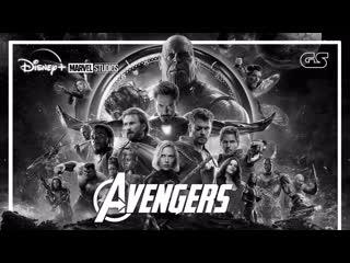 AVENGERS (Zack Snyder's Justice League Teaser Style)