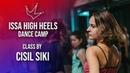 Womanizer - Britney Spears | Foundation Class | Issa High Heels Dance Camp
