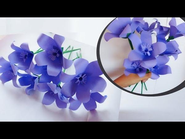 ไอเดียทำดอกไม้กระดาษง่ายๆ DIY Rose Flowers From Paper How to make