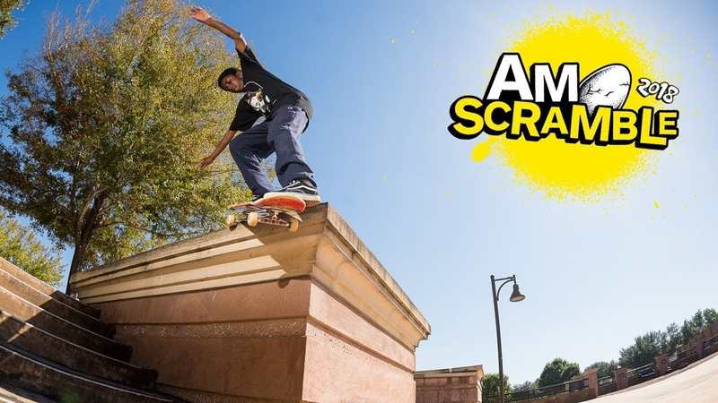 Rough Cut Kader Sylla's Am Scramble Footage