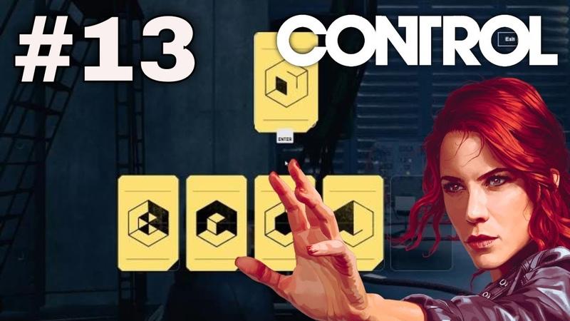 Control 13 Memecahkan Teka teki HRA Machine Puzzle Old Boys Club Control Gameplay Indonesia