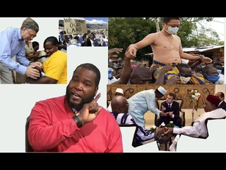 MUST WATCH, Dr Umar Speak the TRUTH about C0V1D , France in Africa, Land in South Africa