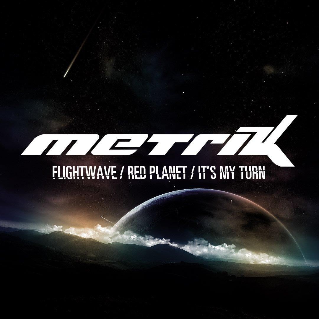 Metrik album Flightwave EP