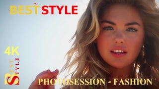 Delightful Kate Upton - Young Love (remix 2019) 4K UHD 50fps