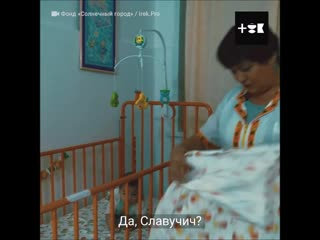 Каждое утро Галина Якушева приезжает в больницу, чтобы ухаживать за детьми, от которых отказались мамы