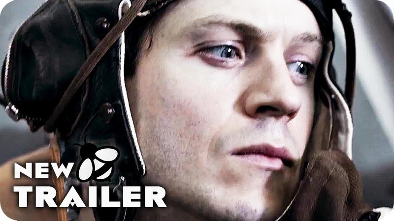 Hurricane Trailer 2 2018 Iwan Rheon War Movie