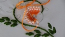 Hand Embroidery Buttonhole Chain Stitch