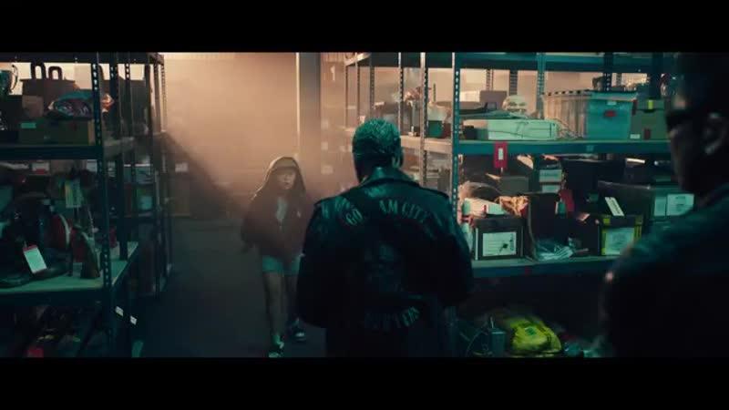 Harley Quinn vs Black Masks Men Birds Of Prey 2020 4K Movie