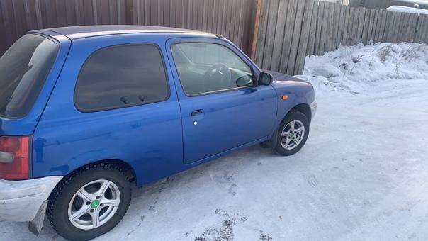 Продам экономичную малолитражку Nissan March 1999 г.в. объем...
