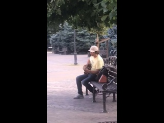 Краснодарский музыкант