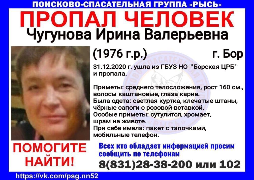 ЧугуноваИрина Валерьевна