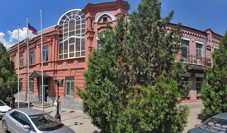 В историческом здании ИФНС Таганрога отремонтируют фасады