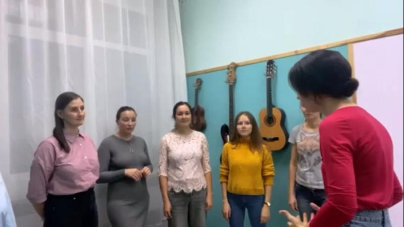 Видео от Хор Мам г Ижевск