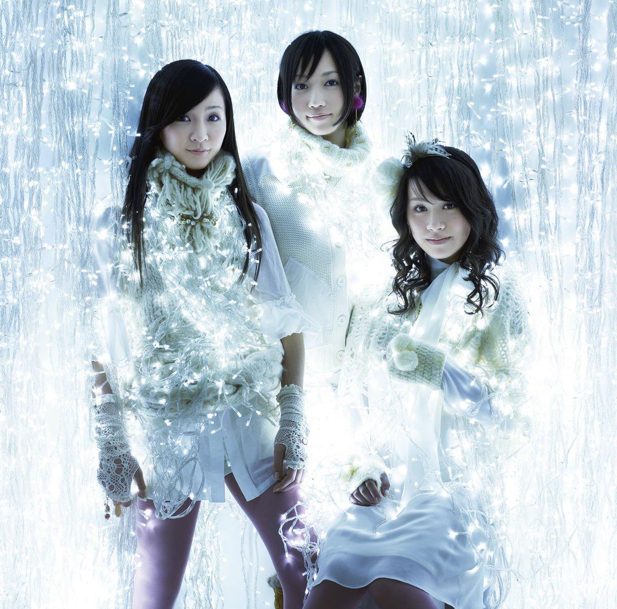 Perfume album Baby cruising Love / マカロニ