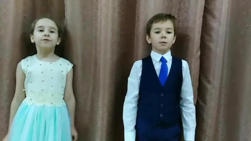 В37 ТЕАТР Бузаев Линар и Киктева Александра школа театрального мастерства РиСК