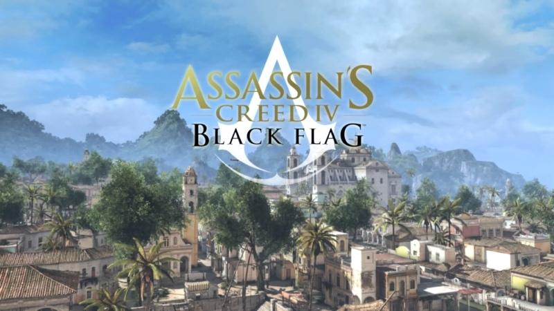 ASSASSINS CREED IV BLACK FLAG OBSERVATION