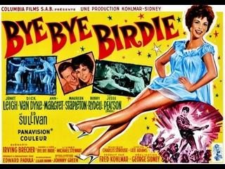 Пока, птичка! / Прощай, птичка! / Прощай, птенчик! /Bye Bye Birdie (1963) Энн-Маргрет / комедия, мюзикл