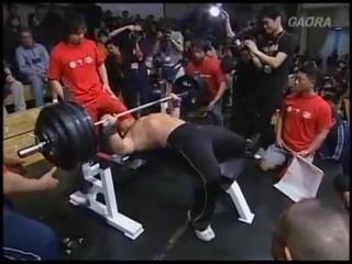 Bodybuilding Competition: Seiya Sanada, Shuji Kondo, Manabu Nakanishi, Mitsuhide Hirasawa,  Yasufumi Nakanoue