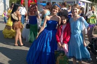 Парад принцесс 2015