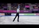 2015 GPF Men SP Евроспорт