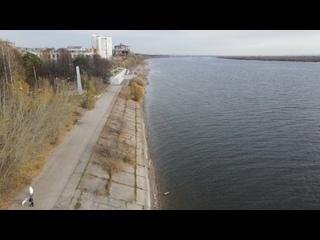 Набережная города Закамск _ Пермский край.mp4