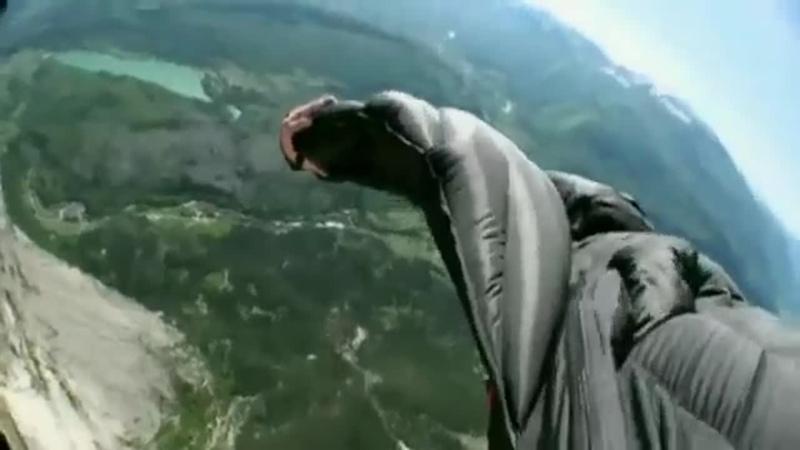 Отчаянные парни Крылатый человек Daredevils The human bird 2013