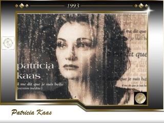 Patricia Kaas - Ganz und Gar - Flitterarbend, 1993