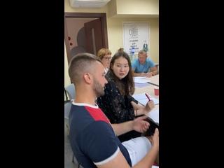 Only Speaking|Английский разговорный клуб kullanıcısından video