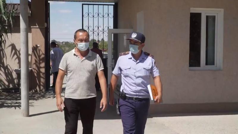 Видео от Департамента Полиции Га Шымкента Шымкента Полиции Департаменті