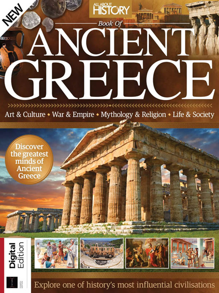 All About History Book of Ancient Greece - 4th Edition  2020 UserUpload.Net