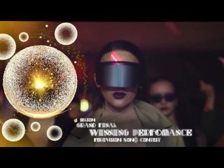 LIVE: Ferovision Song Contest 1 - Grand Final - Uzbekistan - Lola Yuldasheva - Sevgingni Menga Ayt - Winning Perfomance