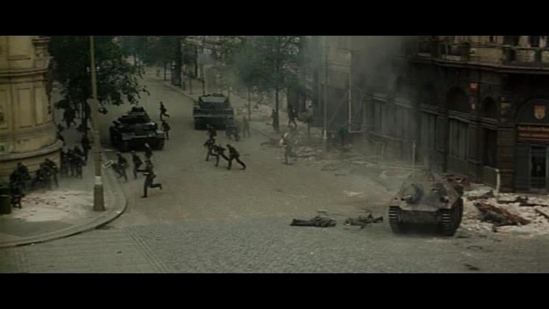 Освобождение Праги 1976