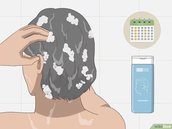 Пример для офферов нацеленных на рост волос